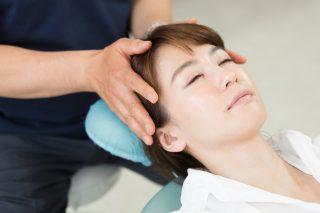 頭蓋骨施術